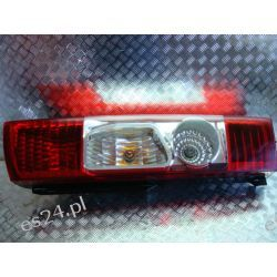 Fiat ducato prawa lampa kompletna tył