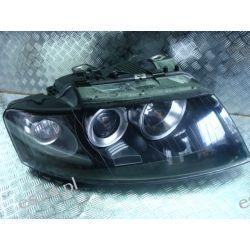 Audi A4 cabrio prawa lampa przód