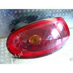 Fiat Bravo prawa lampa tył kompletna