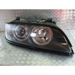 BMW5 prawa lampa xenon e39 lift