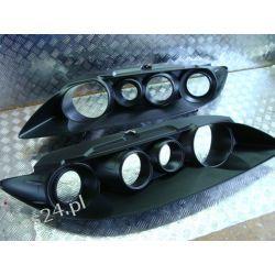 Mazda 6 czarne lampy - black panel Lampy tylne