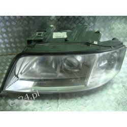 Audi A6 C5 xenon lewa lampa przednia Lampy tylne