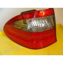 Mercedes E-Klasa W211 lewa lampa tylna tył