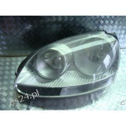 VW Golf V lewa lampa przednia