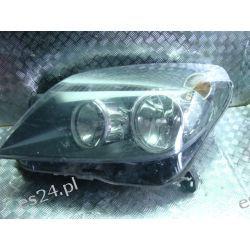 Opel Astra 3 lewa lampa przednia oryginał