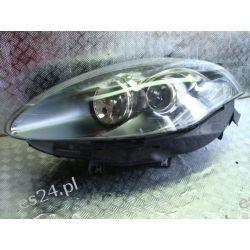 Fiat Bravo 2007 - lewa ciemna lampa przód