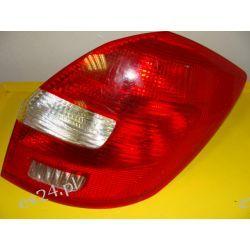 Skoda Fabia II prawa lampa tylna od 2007