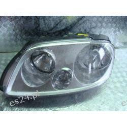 VW Caddy lewa lampa przednia na części