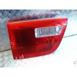 BMW E53 X5 lew lampa w klape