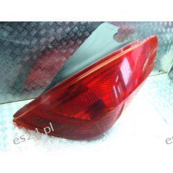Peugeot 308 HB prawa lampa tył oryginał