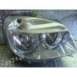 Fiat Doblo II prawa lampa przednia Lampy tylne