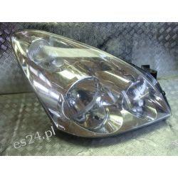 Toyota Corolla Verso prawa lampa przednia