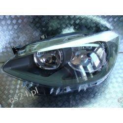 BMW 1 F20 LAMPA lewa przednia oryginalna