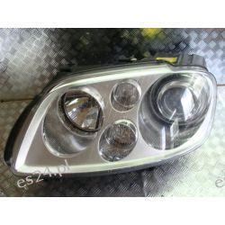 VW Touran lewa lampa przednia Xenon
