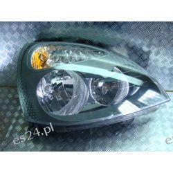 Renault Clio III prawa lampa przednia oryginał hella Lampy tylne
