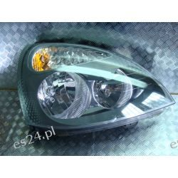 Renault Clio III prawa lampa przednia oryginał hella