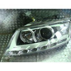 Audi A6 lewa lampa przednia kompletna Xenon