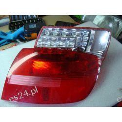 naprawa i regeneracja lamp tył LED Audi A6