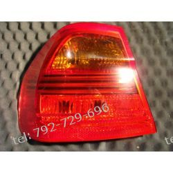 BMW E90 LAMPA TYŁ LEWA