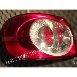VW GOLF PLUS TYLNA LAMPA LEWA