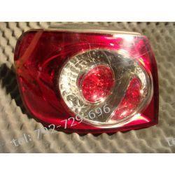VW GOLF PLUS TYLNA LAMPA LEWA LED