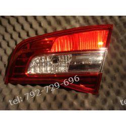 Renault Koleos lampa tylna prawa, w klapę Pozostałe