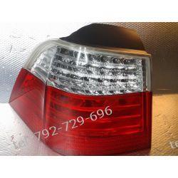 BMW 5 E61 KOMBI LIFT LAMPA LEWA TYŁ LED