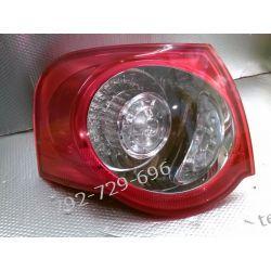 VW PASSAT B6 KOMBI LED LAMPA LEWA TYŁ