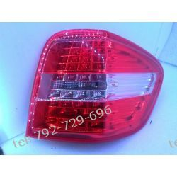 MERCEDES ML W164 LAMPA PRAWA TYŁ LED