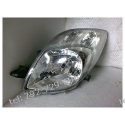 lampa przednia lewa Toyota YARIS II + silniczek