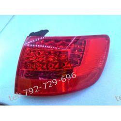Audi A6 Avant prawa lampa tył, po naprawie wszystkie LEDY sprawne 100%