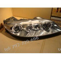 Mazda 6 xenon ladna prawa lampa przód brak 2 uchwytów
