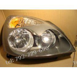 Renault Clio III prawa lampa przód, oryginał