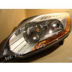 Ford Kuga lewa lampa przód, brak uchwytów, klosz idealny Lampy tylne