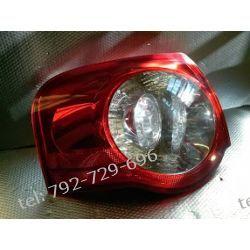 VW Passat B6 lewa lampa tył, kombi, cała, LED