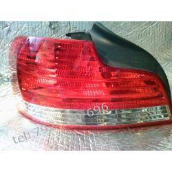 BMW 1 COUPE LAMPA LEWA TYŁ