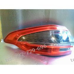 FORD S-MAX 2010-2013 LIFT LAMPA LEWA TYŁ LED