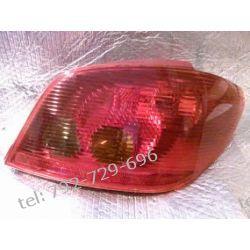 Peugeot 307 prawa lampa tył, szczelna