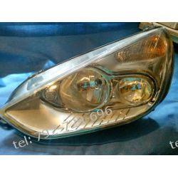 Vw Passat B6 lewa lampa przód bi-xenon, lift + silniczki,