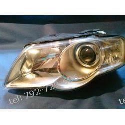 VW Passat B6 lewa  lampa przód zwykła VALEO