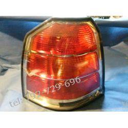Opel Zafira B  lewa lampa tył, oryginał