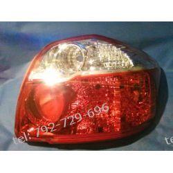 Toyota Auris prawa lampa przód cała ładna