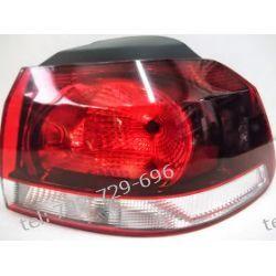 VW GOLF VI prawa lampa tył
