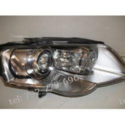 VW Passat B6 prawa lampa  przód xenon skrętny