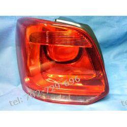 VW POLO  lewa lampa tył ,cała kompletna, oryginał