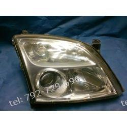 Opel Vectra C prawa lampa przód, dwa uchwyty reperowane