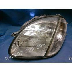 Mercedes SLK lewa lampa przód, oryginał