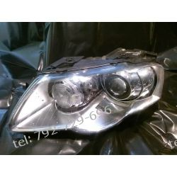 VW PASSAT B6 LAMPA LEWA PRZEDNIA PRZÓD BI-XENON