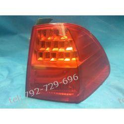BMW 3 E90 E91 LIFT LAMPA TYLNA PRAWA KOMBI LED Pozostałe
