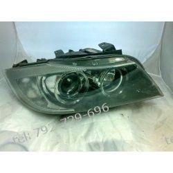 E90 NIESKĘTNA PRAWA LAMPA PRZÓD PRZED LIFTEM